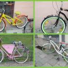 Как украсить велосипед?!