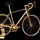 Британцы «изобрели» золотой велосипед