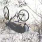 О том, как правильно падать с велосипеда