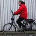 Интеллектуальный велосипед из Голландии