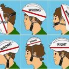 Выбор велошлема. Правила и особенности